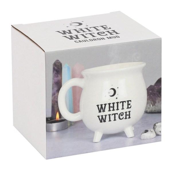 tasse mug chaudron thé café teatime sorcière blanche witch witchy lyon happy sisyphe boutique concept store holistique ésotérique magique