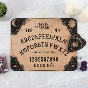 Planche ouija witch communication esprit Happy Sisyphe Boutique Lyon