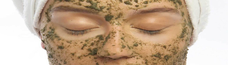 algen-Peeling-van-decaar