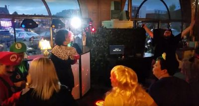 40th Birthday Party - Carriages Oswestry - Happy Sounds Mobile Disco