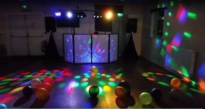 Jessica's 13th Birthday - Oswestry Rugby Club - Happy Sounds Mobile Disco