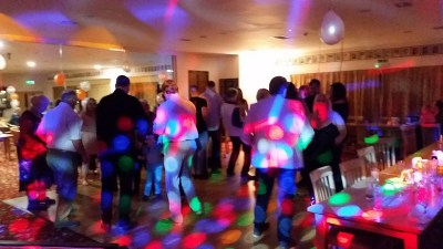 Gallery - Combined 21st and 70th Birthday - Oswestry Golf Club - Happy Sounds Mobile Disco