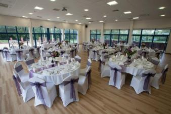 Oswestry Venues - The Venue at Park Hall - Happy Sounds Mobile Disco