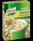 #242: Knorr Activ Spargelcremesuppe mit Knusper-Croûtons