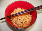 """#400: Samyang """"Spicy Chicken Roasted"""" Fried Noodles"""