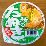 Maruchan_Midori Tanuki Soba_Bild 1