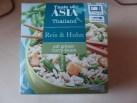 """#1303: Taste of Asia Thailand """"Reis & Huhn mit grüner Curry-Sauce"""""""