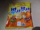 """#1344: Ottogi Ppushu Ppushu Snack """"Grilled Chicken Flavor"""""""