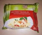 """#1555: Asia Green Garden """"Instant Nudeln mit Garnelengeschmack"""""""