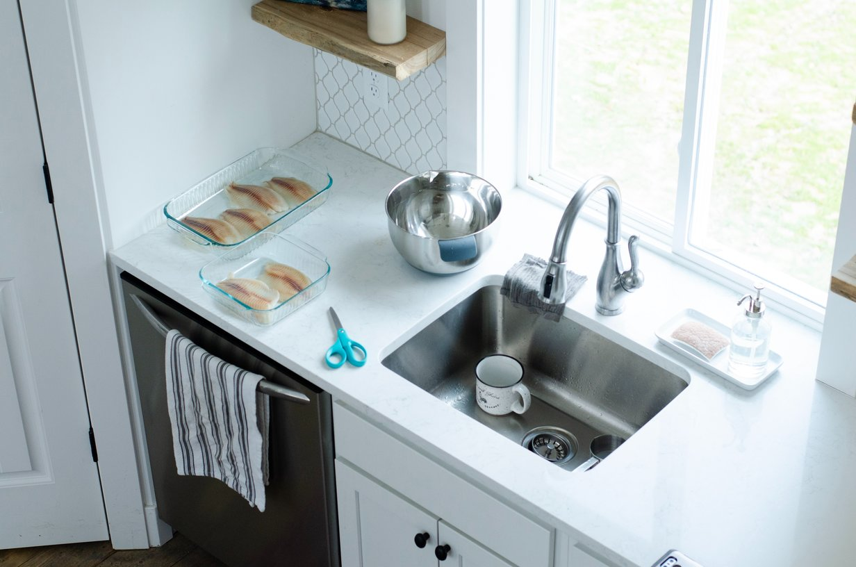 replacing your kitchen sink