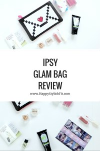 Every wondered what actually come in an Ipsy Glam Bag? Click to find out what's inside.
