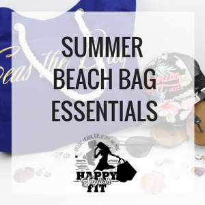 20 Items to take to the beach.