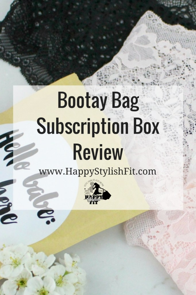 Bootay Bag Subscription Box Review. Cute underwear delivered to your door every month for only $12.00!