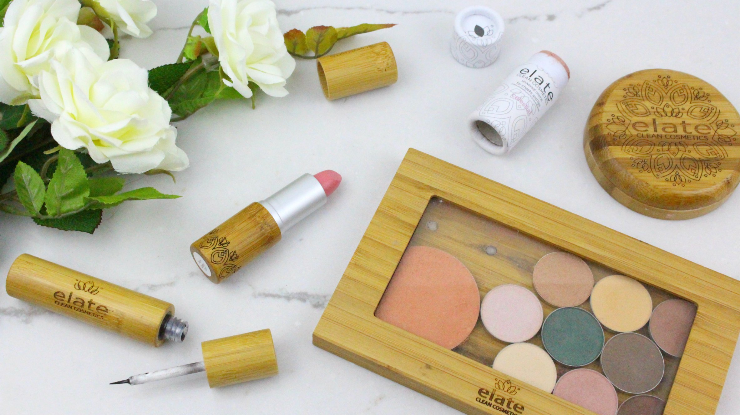 Girls Night Out Makeup Tutorial using primarily all natural, cruelty free cosmetic products.