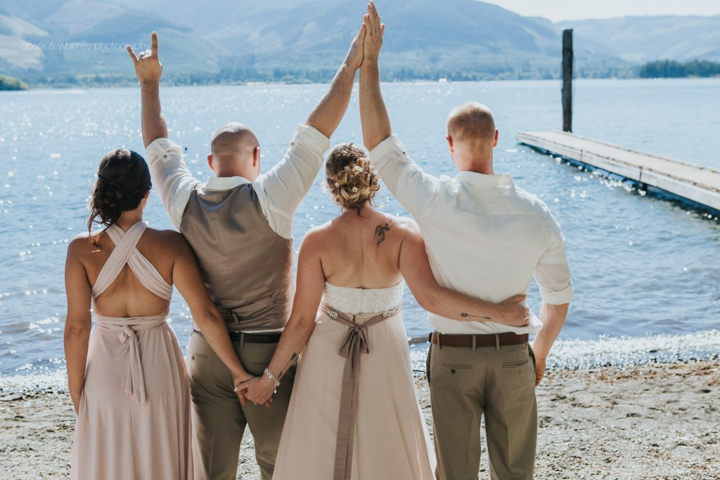 Lots of tips for planning a DIY wedding. There's tips for all of the different planning stages, and tips for saving money!