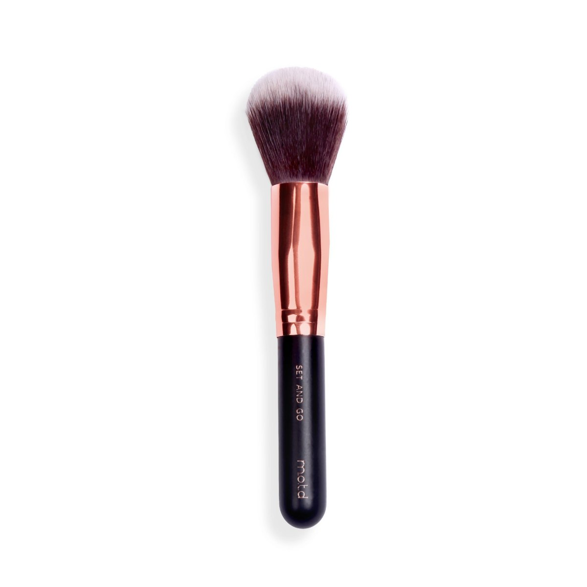 Set and Go MOTD Cosmetics Vegan Makeup Brushes