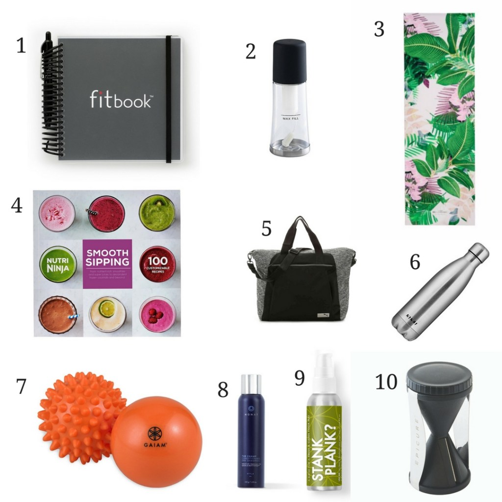 Health and Fitness Enthusiast Gift Guide - Happy Stylish Fit