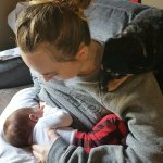 My experience learning how to breastfeed.