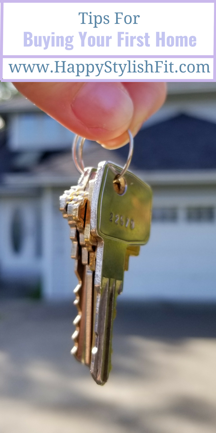 Don't buy your first home without reading these tips to help you make the right decision.