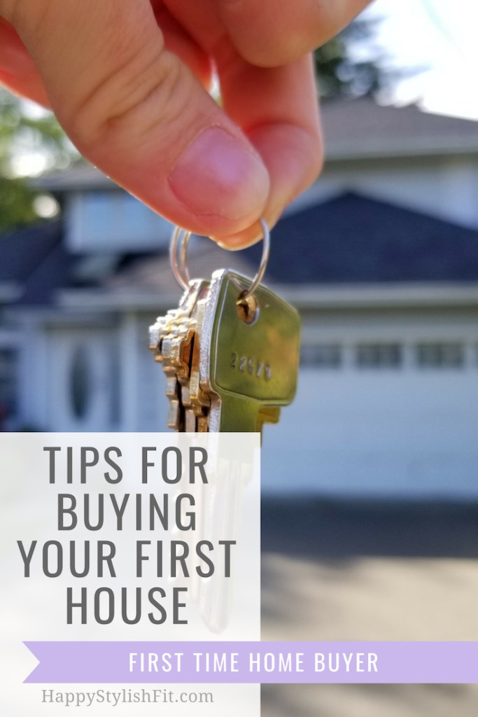 Tips for buying your first house. First time home buyers. #HouseHunting #FirstTimeHomeBuyer #BuyingaHouse