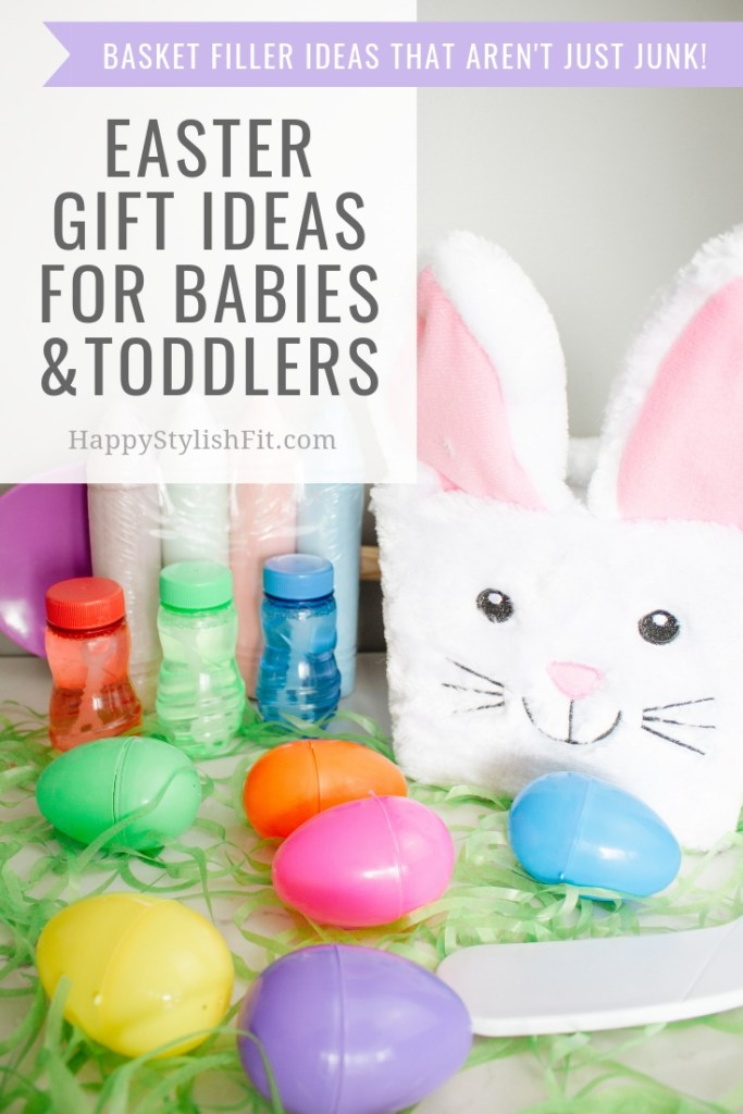 Affordable Easter gift ideas for babies and toddlers that aren't just junk