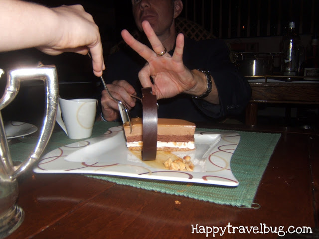 Snickers bar dessert