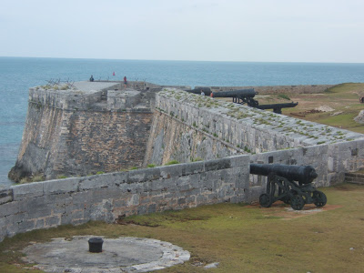 Old fort wall