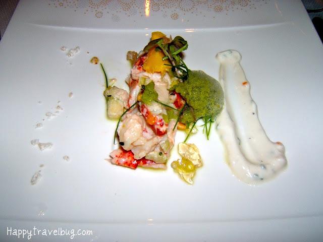 Lobster Waldorf Salad