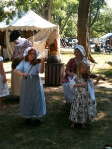 Back in time at Cantigny Park