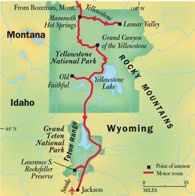 Wild West Road Trip: Grand Teton National Park