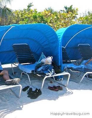 clamshell sunshade