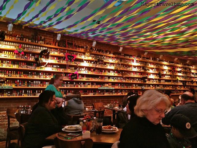 Heaven on Seven restaurant