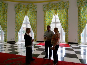 The Greenbrier Decor