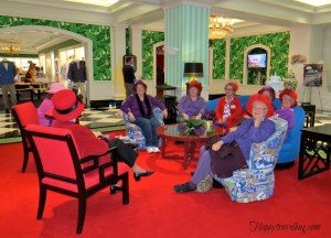 Drapers at the Greenbrier