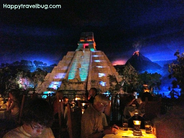 San Angel Inn Restaurant at Disney World's Epcot