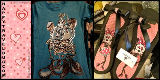 Disney shirt and shoes