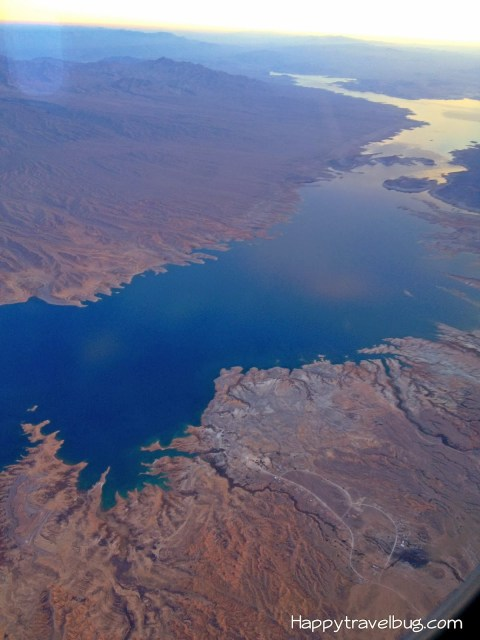 Lake from the sky...Happytravelbug.com