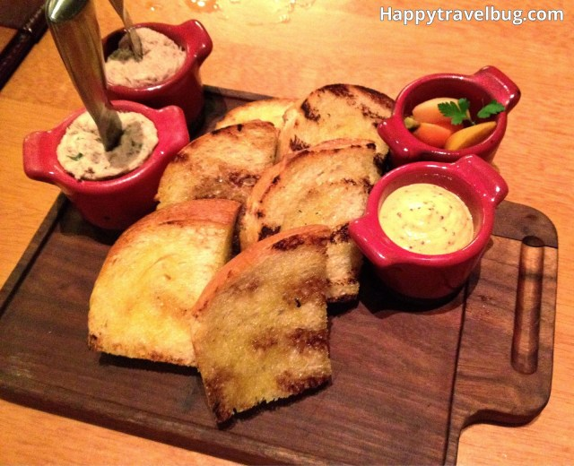 Pork and Duck Rillettes from Gordon Ramsay's Pub and Grill