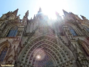 Basilica Santa Maria del Pi | Barcelona, Spain