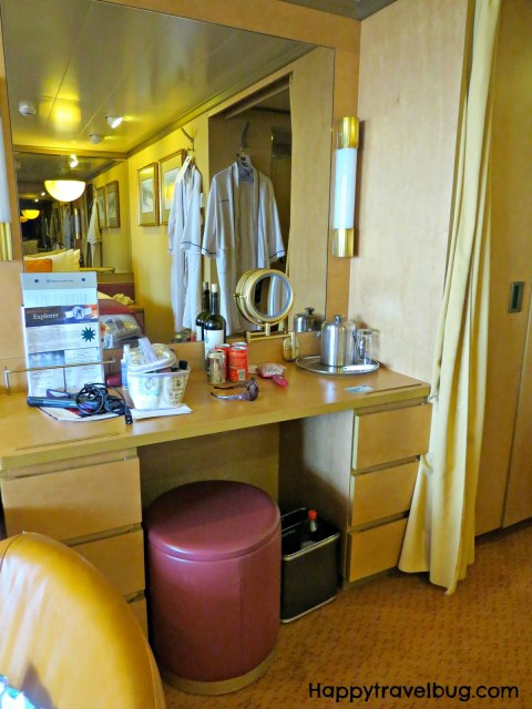 Signature Suite on a Holland America Cruise