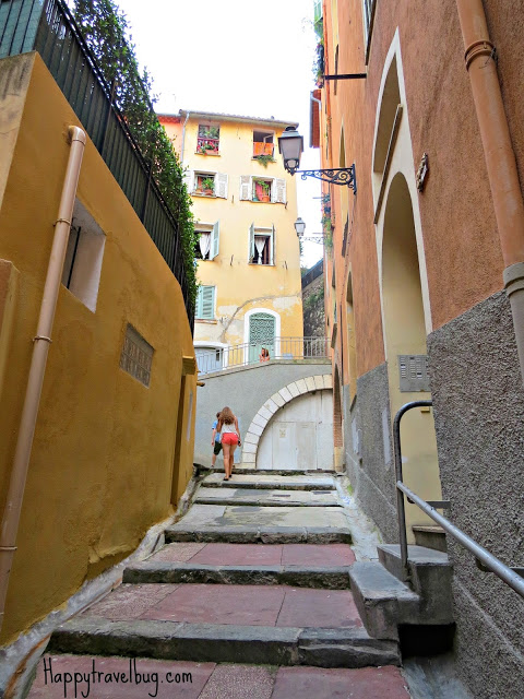 Exploring Nice, France