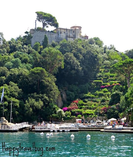 Castello Brown in Portofino, Italy