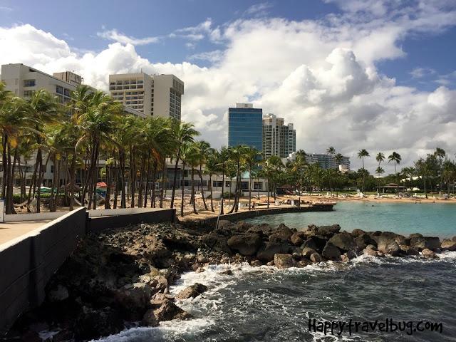 Carible Hilton in San Juan, Puerto Rico