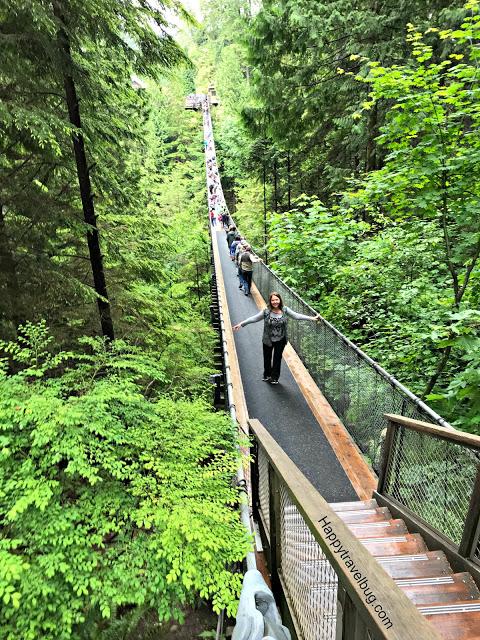 Capilano Suspension Bridge Park | Vancouver | Canada