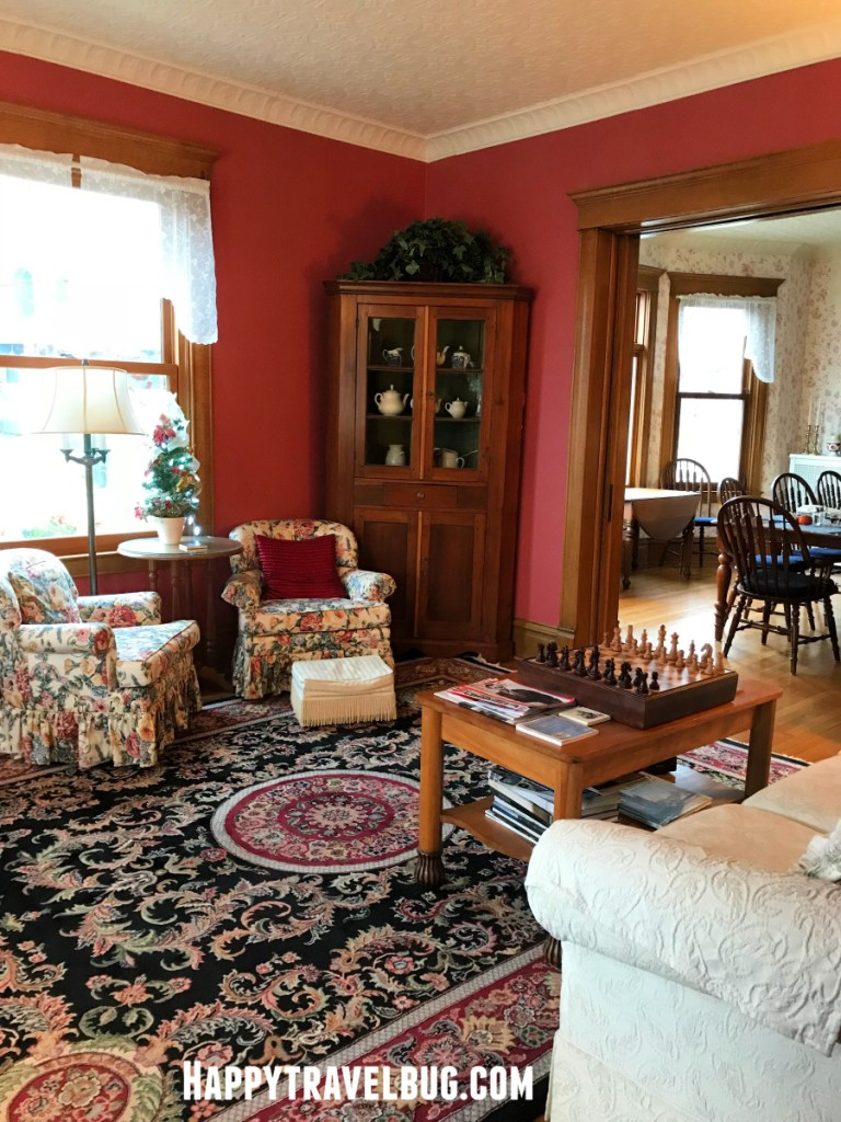 Harrison House Bed and Breakfast in Naperville, IL