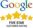 Happy Tubs 5 Star Google Rating
