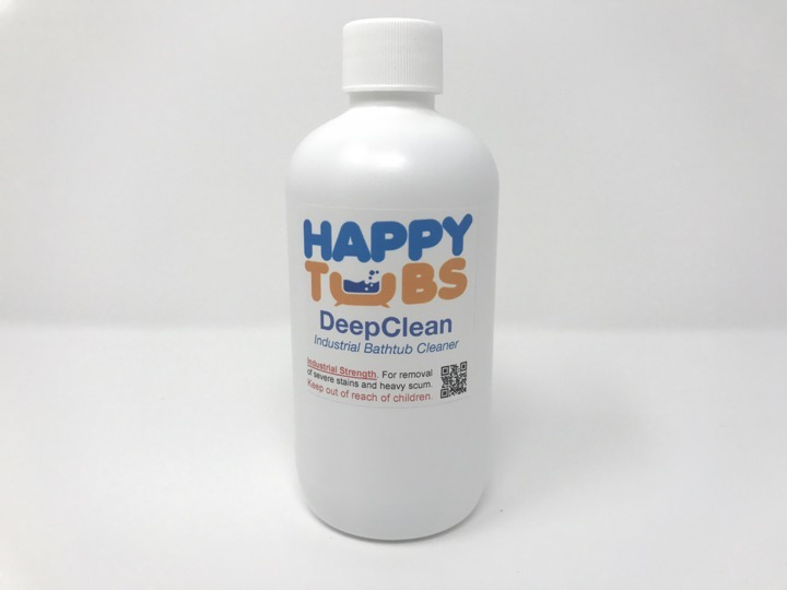 Acrylic Bathtub Cleaner Deepclean Is An Industrial