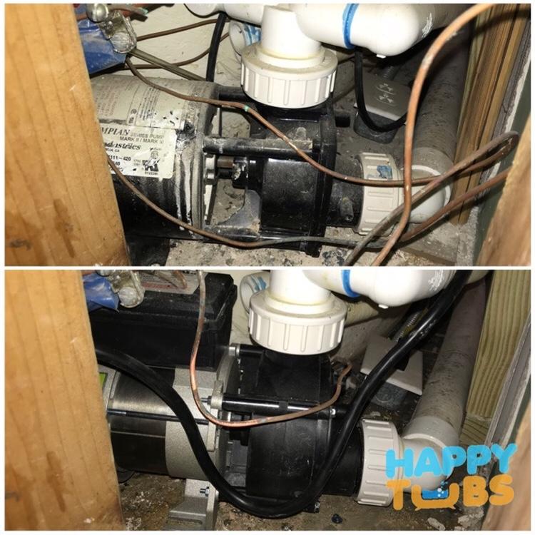 Jetted Tub Pump Repair In Dallas, TX
