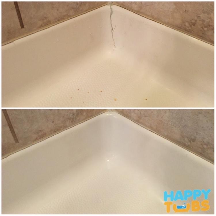 Nice Shower Crack Repair In Frisco, TX
