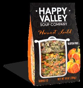 Harvest Lentil Soup